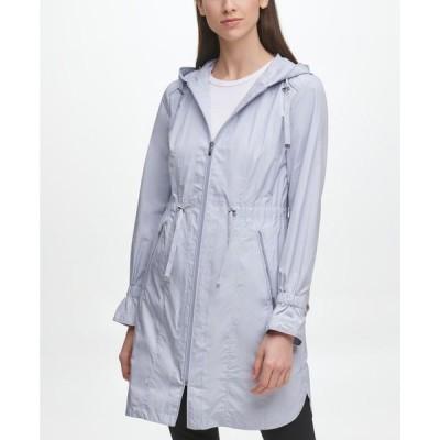 コールハーン レディース コート アウター Hooded Anorak Raincoat