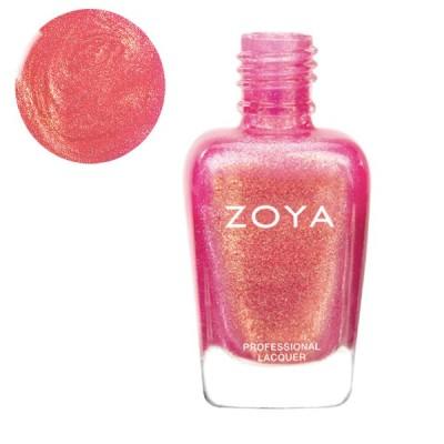 ZOYA  ゾヤ ゾーヤ ネイルカラー ZP671 TINSLEY ティンスリー 15mL 自爪 の為に作られた ネイル にやさしい 自然派 マニキュア zoya セルフネイル  ピンク