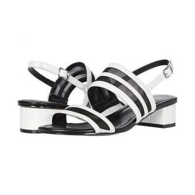 Bandolino バンドーリノ レディース 女性用 シューズ 靴 ヒール Rochel 3 - White