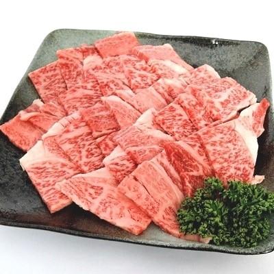 鹿児島県産黒毛和牛ロース焼肉用400g