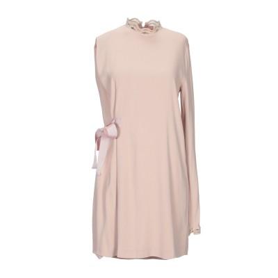 ピンコ PINKO ミニワンピース&ドレス ローズピンク 42 レーヨン 99% / ポリウレタン 1% ミニワンピース&ドレス
