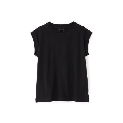 tシャツ Tシャツ USAコットンフレンチクルーネックTシャツ