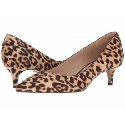 Sam Edelman サムエデルマン レディース 女性用 シューズ 靴 ヒール Dori Sand Jungle Leopard Brahma Hair【送料無料】