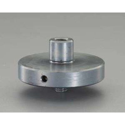 エスコ φ25mm スクリュージャッキ用固定キャップ(品番:EA637EP-7)