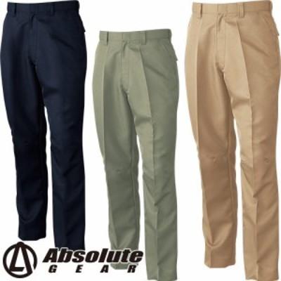 作業服 パンツ スラックス 桑和 SOWA Absolute GEAR スラックス 8449 作業着 通年 秋冬
