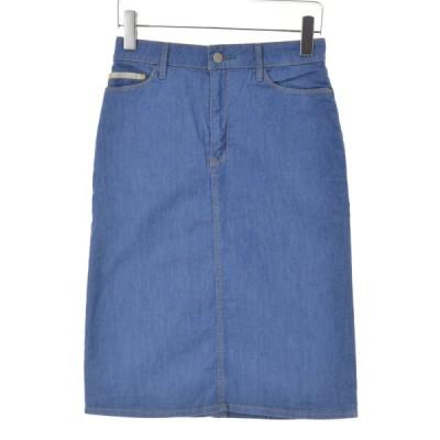 【期間限定値下げ】Le petit Bleu / ルプティブルー  デニムスカート