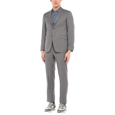 DEI FILZI スーツ グレー 50 ウール 100% スーツ