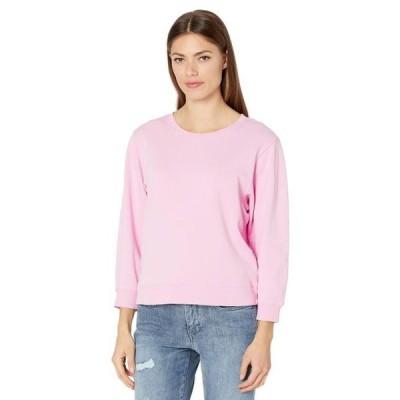 レディース パーカー 3/4 Sleeve Sweatshirt