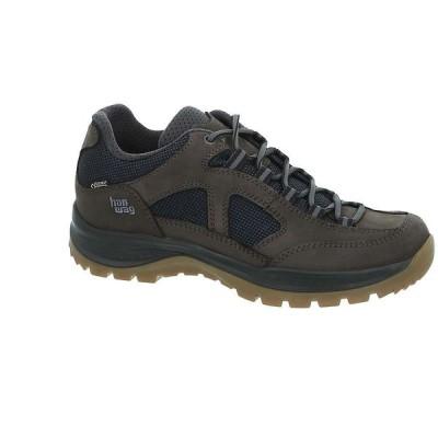 ハンワグ Hanwag レディース ハイキング・登山 ブーツ シューズ・靴 Gritstone II GTX Boot Mocca/Asphalt