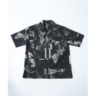 (UNION STATION/ユニオンステーション)【CBA氏コラボアイテム】オープンカラーシャツ/メンズ その他2