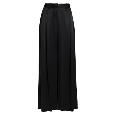 ニリ・ロータン NILI LOTAN パンツ ブラック 6 シルク 100% パンツ