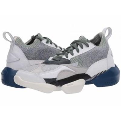 Reebok リーボック メンズ 男性用 シューズ 靴 スニーカー 運動靴 3D OP. Fractional Chalk/Green/Grey【送料無料】