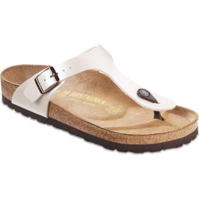ビルケンシュトック Birkenstock レディース サンダル・ミュール シューズ・靴 Gizeh Birko-Flor Sandals Antique Lace