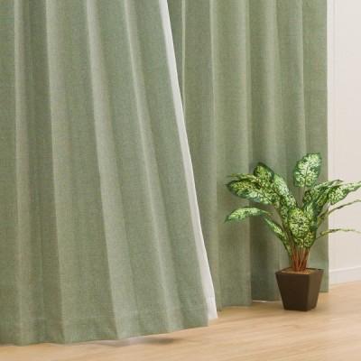 (1枚入り)遮光2級・遮熱カーテン(ラリア 100X110X1) ニトリ 『玄関先迄納品』