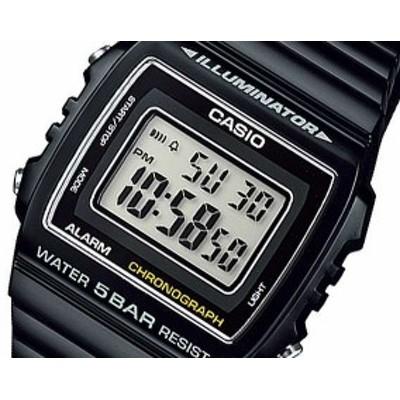 腕時計 メンズ カシオ CASIO スタンダード STANDARD W-215H-1AJF 国内正規 液晶(チープカシオ チプカシ Cheap Casio チープ カシオ)