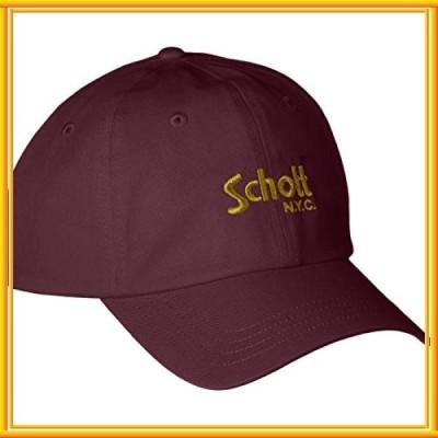 [ショット] キャップ COTTON TWILL CAP BASIC LOGO 3179029 メンズ