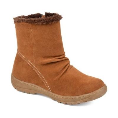 ジャーニーコレクション ブーツ&レインブーツ シューズ レディース Women's Lodiak Winter Boot Rust