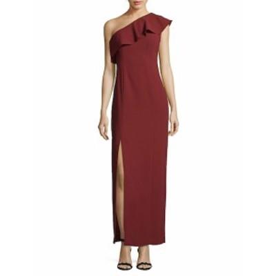 カルバンクライン レディース ワンピース One-Shoulder Dress