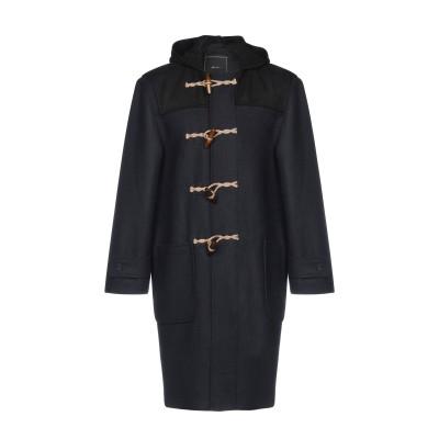 PAURA コート ブラック M ウール 60% / ポリエステル 26% / ナイロン 10% / 指定外繊維 4% コート
