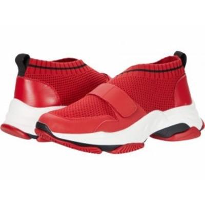 Steve Madden スティーブマデン レディース 女性用 シューズ 靴 スニーカー 運動靴 Medina Sneaker Red【送料無料】