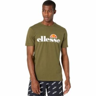 エレッセ Ellesse メンズ Tシャツ トップス Prado T-Shirt Khaki