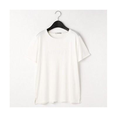 <ARTISAN(Women)/アルチザン> ARTISANロゴTシャツ(0894EP09) 01【三越伊勢丹/公式】