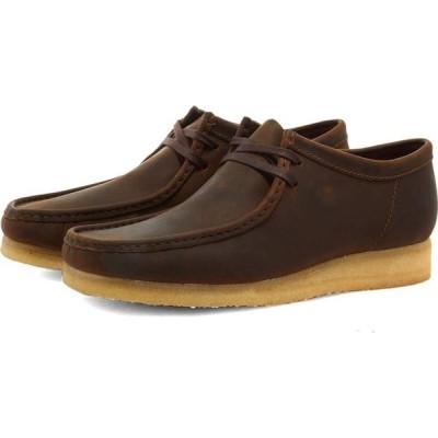 クラークス Clarks Originals メンズ シューズ・靴 wallabee Beeswax