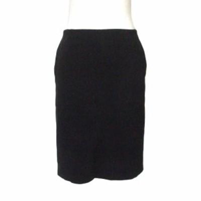 ADORE アドーア 定番 ブラックスカート (黒) 119352 【中古】