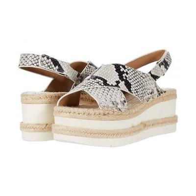 Marc Fisher LTD マークフィッシャーリミテッド レディース 女性用 シューズ 靴 ヒール Gandy - White Multi Leather