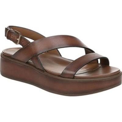 ナチュライザー レディース サンダル シューズ Charlize Strappy Sandal Lodge Brown Leather