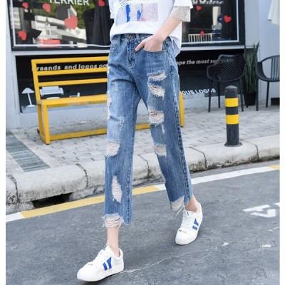デニム レディース ボトムス ジーパン ファッション 女性 新作 ウーマン パンツ ジーンズ ldnm016