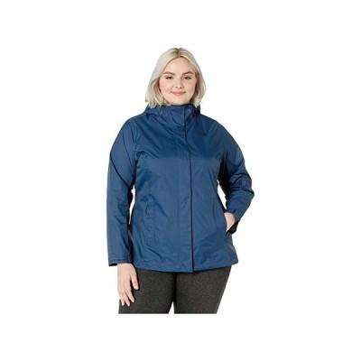 ザ・ノースフェイス Plus Size Venture 2 Jacket レディース コート アウター Blue Wing Teal