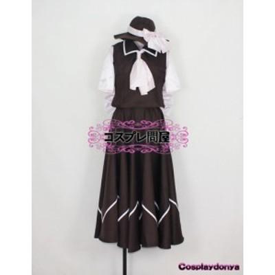 【コスプレ問屋】東方project(とうほうプロジェクト)★ユキ☆コスプレ衣装
