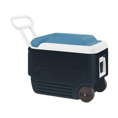 Igloo Max Wheeled Cooler 40 Qt Blue