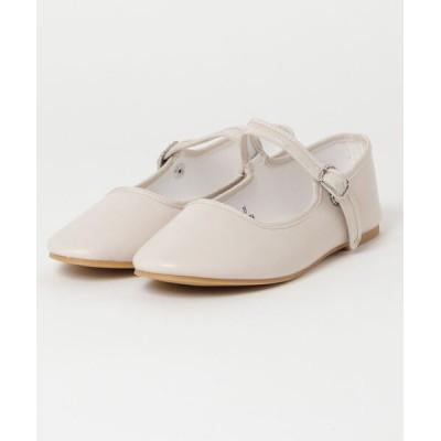 atmos pink / AAA / メリージェーンカンフーシューズ/kung fu Shoes(3543) WOMEN シューズ > バレエシューズ