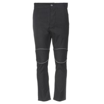 NOSTRASANTISSIMA パンツ  メンズファッション  ボトムス、パンツ  その他ボトムス、パンツ ブラック
