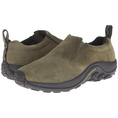 メレル Jungle Moc メンズ スニーカー 靴 シューズ Dusty Olive Suede