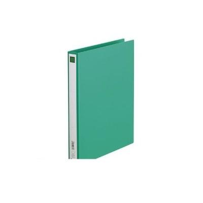キングジム KING JIM 612ミト リングファイル エコノミ−A4S 緑【1冊】