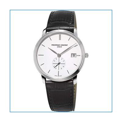 Ladies' Frederique Constant Slimline Power Reserve Manufacture Watch FC-245S4S6【並行輸入品】