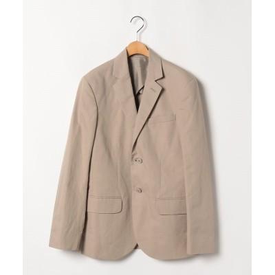 【アニエスベー】 UQ40 VESTE ジャケット メンズ ベージュ系 50(XL) agnes b.