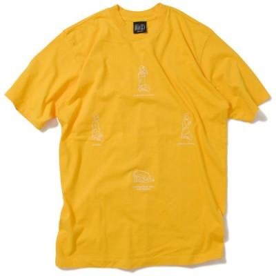 20/20 COLLECTIONS 半袖 Tシャツ メンズ ストリート ブランド 半そで NEWYORK NEW YORK ニューヨーク PRAYER TEE CITRUS シトラス YELLOW イエロー 30%オフ