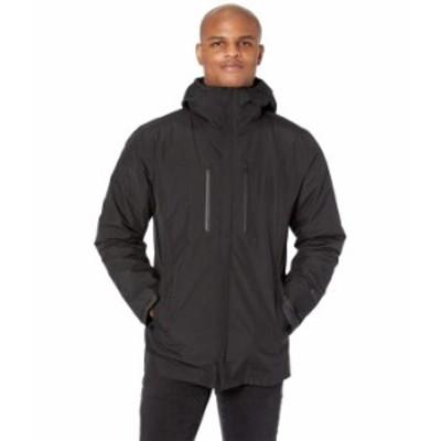 マーモット メンズ コート アウター Bleeker Component Jacket Black
