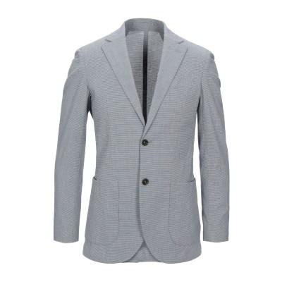 イレブンティ ELEVENTY テーラードジャケット ダークブルー 54 コットン 98% / ポリウレタン 2% テーラードジャケット