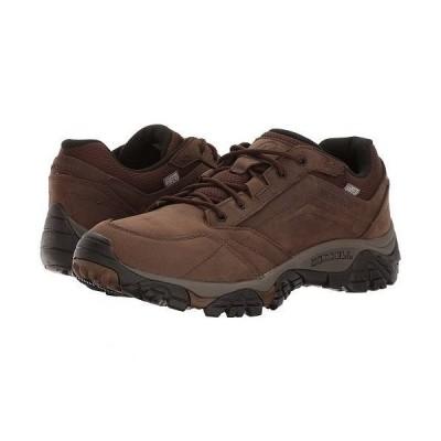 Merrell メレル メンズ 男性用 シューズ 靴 スニーカー 運動靴 Moab Adventure Lace Waterproof - Dark Earth