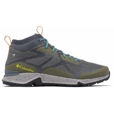 コロンビア ブーツ&レインブーツ シューズ メンズ Columbia Sportswear Men's Vitesse Outdry Shoes Green/Gray