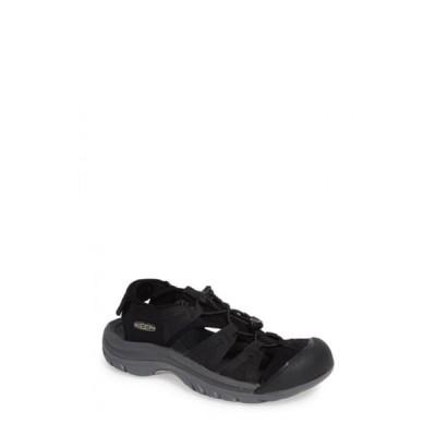 キーン KEEN レディース サンダル・ミュール スポーツサンダル シューズ・靴 Venice II H2 Water Sport Sandal Black/Steel Grey