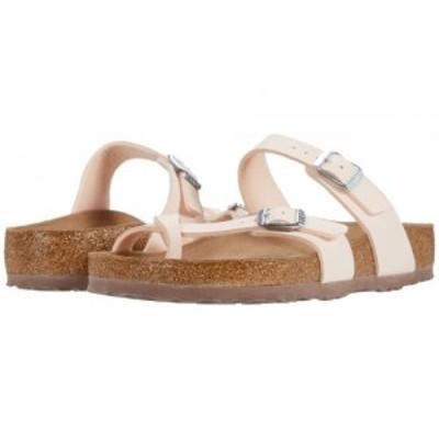 Birkenstock ビルケンシュトック レディース 女性用 シューズ 靴 サンダル Mayari Vegan Light Rose Birkibuc(TM)【送料無料】
