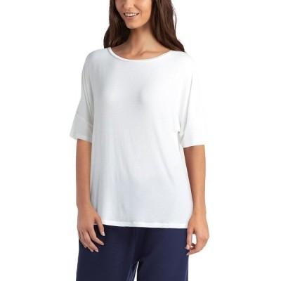 エイチ ホルストン tシャツ トップス レディース Women's Short Sleeve Tee Chalk
