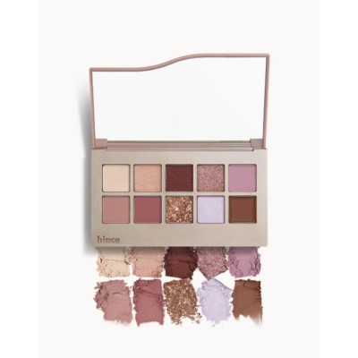 [hince] New Depth Eyeshadow Palette #02 OFF BALANCE