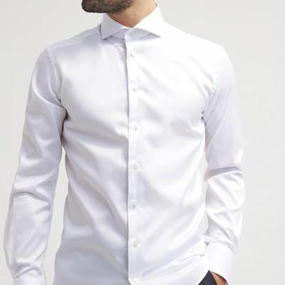 メンズ ファッション SLIM FIT - Formal shirt - white